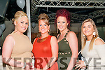 Crumblin Fundraiser : Pictured at the boxing night in aid of Crumblin Children's Hospital  pictured at The Rising Sun Bar, Listowel on Friday night last. were Pricella O'Brien, Theresa Enright, Mary Kate O'Neill & Bridget O'Donoghgue.