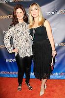 LOS ANGELES - NOV 9: Stacy Ekstein, Katheryn Rupert at the special screening of Matt Zarley's 'hopefulROMANTIC' at the American Film Institute on November 9, 2014 in Los Angeles, California