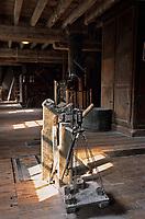 Europe/France/Nord-Pas-de-Calais/59/Nord/Env de Lille/Wambrechies: Les moulins de la distillerie Claeyssens  datant de 1817 - Eaux de vie de grain, pur malt et de Genièvre