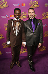 Basil Twist and Boyfriend attend the Broadway Opening Performance of 'Charlie and the Chocolate Factory' at the Lunt-Fontanne Theatre on April 23, 2017 in New York City.