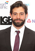 Charlie King at the British LGBT Awards at the London Marriott Hotel Grosvenor Square, Grosvenor Square, London on Friday 11 May 2018<br /> CAP/ROS<br /> &copy;ROS/Capital Pictures