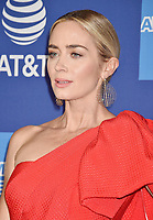 PALM SPRINGS, CA - JANUARY 03: Emily Blunt attends the 30th Annual Palm Springs International Film Festival Film Awards Gala at Palm Springs Convention Center on January 3, 2019 in Palm Springs, California.<br /> CAP/ROT/TM<br /> &copy;TM/ROT/Capital Pictures