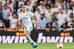 Lucas Vazquez of Real Madrid in action during their Supercopa de Espana Final 2nd Leg match between Real Madrid and FC Barcelona at the Estadio Santiago Bernabeu on 16 August 2017 in Madrid, Spain. Photo by Diego Gonzalez Souto / Power Sport Images