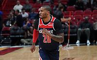 Gary Payton II (G, Washington Wizards, #20) - 22.01.2020: Miami Heat vs. Washington Wizards, American Airlines Arena