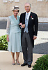 WEDDING OF PRINCE AMEDEO AND ELISABETTA MARIA ROSBOCH VON WOLKENSTEIN<br /> Prince Amedeo the son Princess Astrid of Belgium married Elisabetta Maria Rosboch von Wolkenstein at the Basilica of Santa Maria in Trastevere, in Rome, Italy_05/07/2014<br /> Picture Shows: Archduchess Marie-Astrid of Austria and Archduke Carl Christian of Austria<br /> Mandatory Credit Photos: &copy;NEWSPIX INTERNATIONAL<br /> <br /> **ALL FEES PAYABLE TO: &quot;NEWSPIX INTERNATIONAL&quot;**<br /> <br /> PHOTO CREDIT MANDATORY!!: NEWSPIX INTERNATIONAL(Failure to credit will incur a surcharge of 100% of reproduction fees)<br /> <br /> IMMEDIATE CONFIRMATION OF USAGE REQUIRED:<br /> Newspix International, 31 Chinnery Hill, Bishop's Stortford, ENGLAND CM23 3PS<br /> Tel:+441279 324672  ; Fax: +441279656877<br /> Mobile:  0777568 1153<br /> e-mail: info@newspixinternational.co.uk<br /> Mandatory Credit Photos: &copy;NEWSPIX INTERNATIONAL