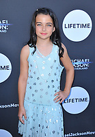 www.acepixs.com<br /> <br /> May 23 2017, LA<br /> <br /> Taegen Burns arriving at Lifetime's Michael Jackson: Searching for Neverland Premiere Event at Avalon on May 23, 2017 in Hollywood, California.<br /> <br /> By Line: Peter West/ACE Pictures<br /> <br /> <br /> ACE Pictures Inc<br /> Tel: 6467670430<br /> Email: info@acepixs.com<br /> www.acepixs.com