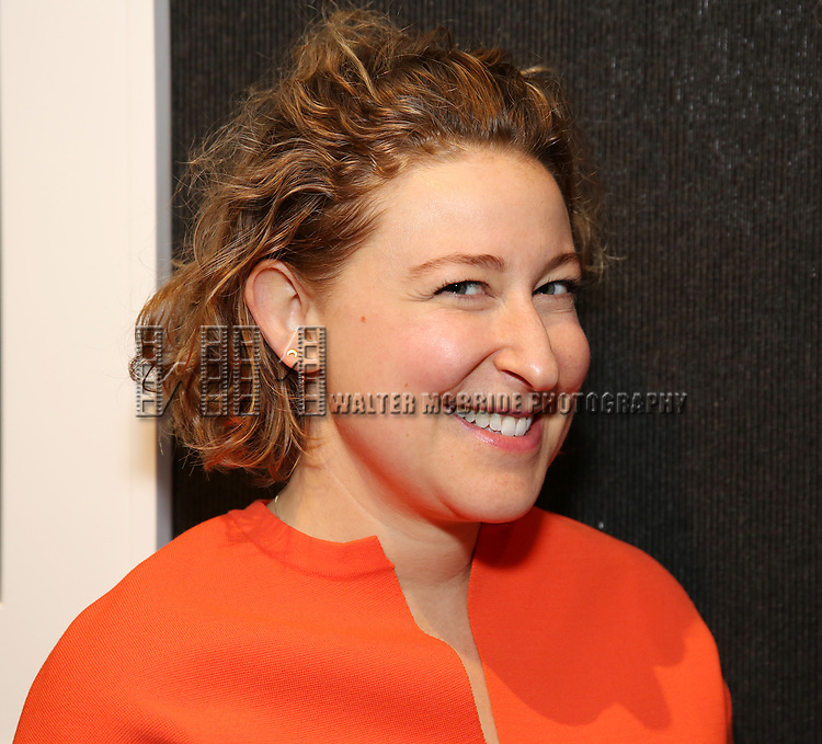 Sophie von Hasselberg attends the Vineyard Theatre's Annual Emerging Artists Luncheon at The National Arts Club on June 6, 2017 in New York City.