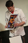 Rue Brutalia is Jon Pack and Jason Kalter at Sketchfest NYC, 2011.