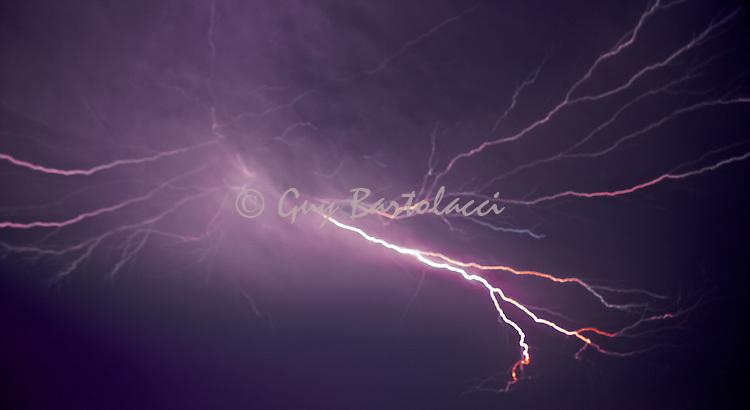 Lightning Over LBI