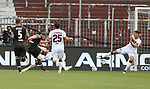 nph0001:  17.05.2020 --- Fussball --- Saison 2019 2020 --- 2. Fussball - Bundesliga --- 26. Spieltag: FC Sankt Pauli - 1. FC Nürnberg ---   DFL regulations prohibit any use of photographs as image sequences and/or quasi-video - Only for editorial use ! --- <br /> <br /> Tor 1:0 - Viktor Gyökeres Gyoekeres (9, FC St. Pauli ) <br /> <br /> Foto: Daniel Marr/Zink/Pool//via Kokenge/nordphoto