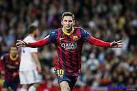LIGA BBVA. Real Madrid Vs FC Barcelona 23/3/2014