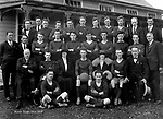 THE KERRY FOOTBALL TEAM circa 1910..Photo by Daniel MacMonagle..from the MacMonagle, Killarney photo archive.www.macmonagle.com