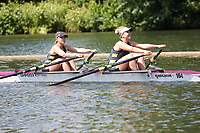 Race: 9  Event: Aspirational 2x<br /> Crew: 164  Club: Sheffield Univ<br /> <br /> Henley Women's Regatta 2018<br /> Friday<br /> <br /> To purchase this photo, or to see pricing information for Prints and Downloads, click the blue 'Add to Cart' button at the top-right of the page.