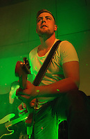 10 Jan 2015 - STOWMARKET, GBR - Jake Mayes of Renegade Twelve on lead guitar performs at the John Peel Centre for Creative Arts in Stowmarket, Suffolk, Great Britain (PHOTO COPYRIGHT © 2015 NIGEL FARROW, ALL RIGHTS RESERVED)