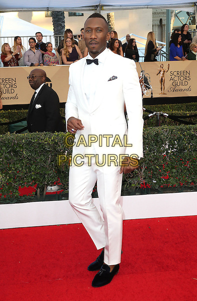 29 January 2017 - Los Angeles, California - Mahershala Ali. 23rd Annual Screen Actors Guild Awards held at The Shrine Expo Hall. <br /> CAP/ADM/FS<br /> &copy;FS/ADM/Capital Pictures