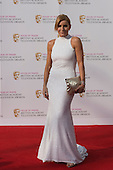 London, UK. 8 May 2016. Actress Michelle Collins. Red carpet  celebrity arrivals for the House Of Fraser British Academy Television Awards at the Royal Festival Hall.