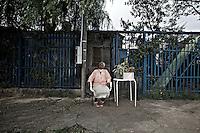 Mamá Vieja | Leopoldina Barboza | Empleada Doméstica (pensionista)