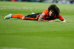 Shakhtar Donetsk´s Marcio Azevedo during Champions League soccer match between Real Madrid and Shakhtar Donetsk at Santiago Bernabeu stadium in Madrid, Spain. Spetember 15, 2015. (ALTERPHOTOS/Victor Blanco)