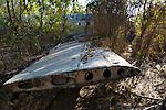 C-53 plane crash site at Vansittart Bay, Kimberley Coast, Australia
