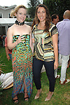 Helen Brown, Jenny Scharfield==<br /> LAXART 5th Annual Garden Party Presented by Tory Burch==<br /> Private Residence, Beverly Hills, CA==<br /> August 3, 2014==<br /> &copy;LAXART==<br /> Photo: DAVID CROTTY/Laxart.com==