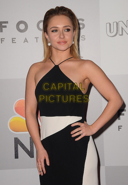 12 January 2014 - Los Angeles, California - Hayden Panettiere. Arrivals for the NBC Universal Golden Globe After-Party at the Beverly Hilton Hotel in Los Angeles, Ca.<br /> CAP/ADM/BT<br /> &copy;Birdie Thompson/AdMedia/Capital Pictures