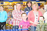 SHOW: Pat ,Yvonne and Oisín O'Sullivan Tralee who enjoyed the after school pupils of Enable Ireland, Tralee Fashion Show in The Manor Retail Park, Manor Village Tralee on Saturday.