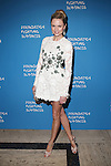 Inga Kozel Attends the Foundation Fighting Blindness World Gala Held at Cipriani downtown located at 25 Broadway