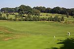 GROESBEEK - Golfbaan Rijk van Nijmegen. Groesbeekse baan. Hole )0st 9. COPYRIGHT KOEN SUYK