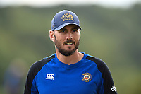 Bath Rugby first team coach Girvan Dempsey looks on. Bath Rugby pre-season training on August 8, 2018 at Farleigh House in Bath, England. Photo by: Patrick Khachfe / Onside Images