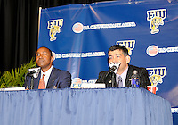 FIU Men's Basketball / Isiah Thomas Press Conference (4/15/09)