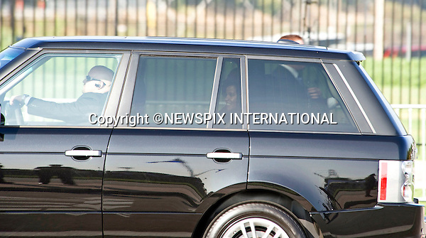 """MICHAEL JACKSON_Funeral.family and friends arrive at Forest Lawns Cemetery, Los Angeles_07/07/2009.Mandatory Photo Credit: ©Newspix International..**ALL FEES PAYABLE TO: """"NEWSPIX INTERNATIONAL""""**..PHOTO CREDIT MANDATORY!!: NEWSPIX INTERNATIONAL(Failure to credit will incur a surcharge of 100% of reproduction fees)..IMMEDIATE CONFIRMATION OF USAGE REQUIRED:.Newspix International, 31 Chinnery Hill, Bishop's Stortford, ENGLAND CM23 3PS.Tel:+441279 324672  ; Fax: +441279656877.Mobile:  0777568 1153.e-mail: info@newspixinternational.co.uk"""