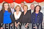 Enjoying the Rathmore GAA 125 celebrations in Rathbeg on Sunday evening were Sarah O'Keeffe, Fergus Kelly, Celine, Ken, Sheila, Dermot and Lisa O'Keeffe.