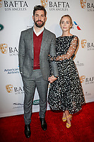 05 January 2019 - Los Angeles, California - John Krasinski, Emily Blunt. the BAFTA Los Angeles Tea Party held at the Four Seasons Hotel Los Angeles.          <br /> CAP/ADM<br /> ©ADM/Capital Pictures