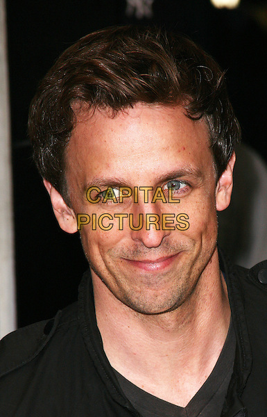 SETH MEYERS .The New York City premiere of 'Solitary Man' at Cinema 2,  New York, NY, USA, 11th May 2010..arrivals portrait headshot black .CAP/ADM/PZ.©Paul Zimmerman/AdMedia/Capital Pictures.