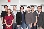 .attending the Meet & Greet for the Roundabout Theatre Company's Off-Broadway Production of 'The Common Pursuit' at their Rehearsal Studios in New York on 4/6/2012.