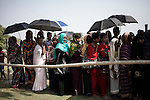 women  waiting to get onboar of the Rongdhonu Friendship Hospital docked outside the mongla port 29 April 2014