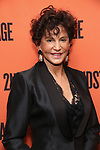 Mercedes Ruehl attends the Off-Broadway Opening Night After Party for the Second Stage Production on 'Torch Song' on October 19, 2017 at Copacabana in New York City.