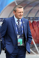 England Under21 manager Aidy Boothroyd before Sweden Under-21 vs England Under-21, UEFA European Under-21 Championship Football at The Kolporter Arena on 16th June 2017
