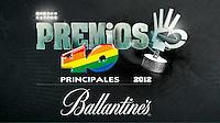 Premios 40principales Ballantines 2012