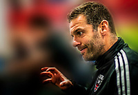 Washington, D.C. - Wednesday, October 30 2019: End of season press conference with D.C. United coach Ben Olsen.