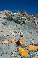 Camp Berlin ,  Aconcagua