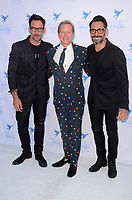 LOS ANGELES - AUG 19:  Lawrence Zarian, Carson Kressley, Gregory Zarian at the Project Angelfood 2017 Angel Awards Gala at the Project Angelfood on August 19, 2017 in Los Angeles, CA