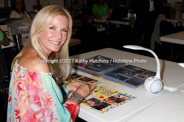 """LOS ANGELES - JUL 1:  Katherine Kelly Lang at the """"Crops of Luv"""" Scrapbooking Event at the Apples Bed and Breakfast Inn on July 1, 2017 in Big Bear Lake, CA"""