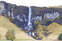 Waterfall, Iceland
