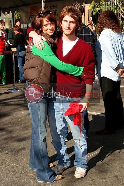 Jennifer Love Hewitt and Max Winkler