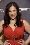 Lindsay Mendez attends the 63rd Annual Drama Desk Awards Nominees Reception on May 9, 2018 at Friedmans in the Edison Hotel in New York City.