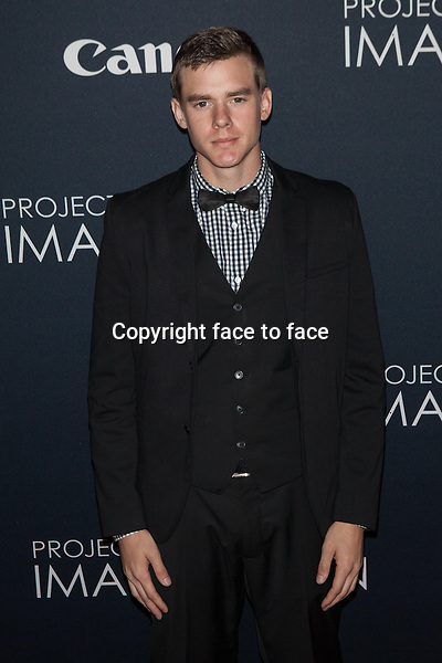 NEW YORK, NY - OCTOBER 24, 2013: Jared Nelson attends the Premiere Of Canon's Project Imaginat10n Film Festival at Alice Tully Hall on October 24, 2013 in New York City. <br />