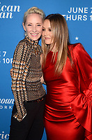 LOS ANGELES, CA - MAY 31: Anne Heche and Alicia Silverstone at the Premiere Of Paramount Network's 'American Woman' - Arrivals at Chateau Marmont on May 31, 2018 in Los Angeles, California. <br /> CAP/MPI/DE<br /> &copy;DE//MPI/Capital Pictures
