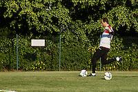 SAO PAULO, SP, 23.09.14. TREINO - SPFC. O goleiro Rogerio Ceni durante o treino do São Paulo Futebol Clube, na tarde desta terça-feira, no Centro de Treinamento da Barra Funda. (Foto: Adriana Spaca/Brazil Photo Press)