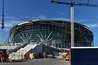 Current state of the Tottenham Hotspur Stadium (White Hart Lane) at High Road, London, N17, England on 27 September 2018. Photo by Vince  Mignott.